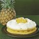 Ananas-Sahne-Torte und Mandarinen Torte