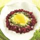 Appetitanreger und Delikatess-Brötchen mit Dill oder Lachsfüllung