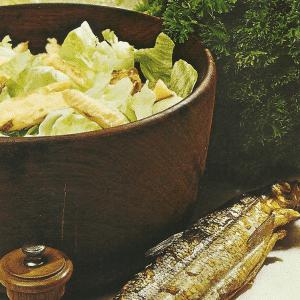 Thunfisch- Gemüsesalat