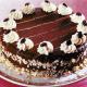 Backrezept Mokkatorte mit Amaretto-Creme und Mokka-Kranzkuchen