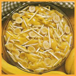 Bananensalat spezial und Reis- Mandarinen-Salat