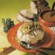 Blumenkohl polnische Art und Broccoli mit Käsesoße Gemüse, Kartoffeln