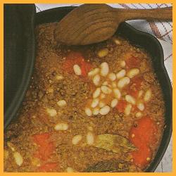Schnelles Chili con carne und Herbstsuppe