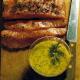 Eingelegter Lachs/ Gravad Lax und leckerer Krabbensalat