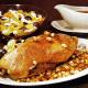 Ente Noisette und Wildente mit deftigen Sauerkraut