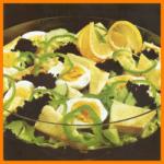 Feiner Fischsalat