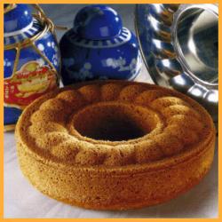Ingwer-Zimt-Kranz und Australischer Teekuchen 1