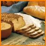 Joghurtbrot und würziges Russisches Brot zubereiten