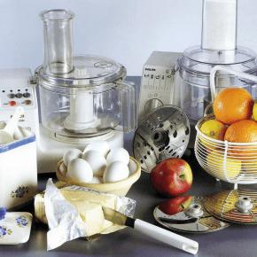 Die Küchenmaschine