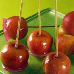 Kandierte Äpfel1