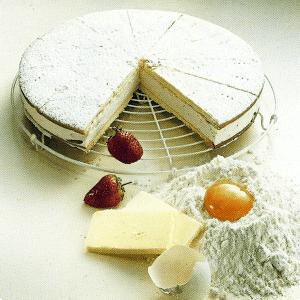 Sauerkirsch-Pie und Mürbe Torte
