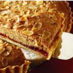 Mandelmus-Torte und Belgische Reistorte