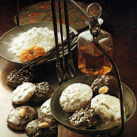 Rosinen-Mandelkuchen