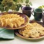 Nußschnitten und Orangen-Schokoladen-Plätzchen