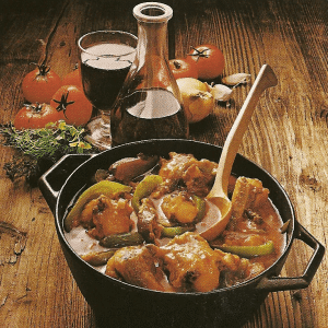 Winzers Ochsenschwanzeintopf und Pikantes Ochsenschwanz-Ragout