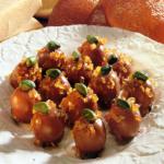 Orangen-Marzipan-Pralinen
