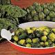 Überbackener Rosenkohl und Schwedischer Kartoffel-Auflauf