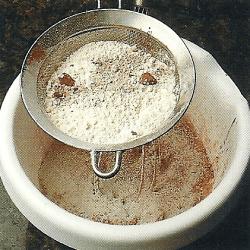 Sandkuchen Trauben Torte