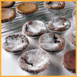 Schoko Muffins und Mandel Gewürzecken