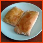 Spinat Pirogge und Schnelle Salami-Pizza