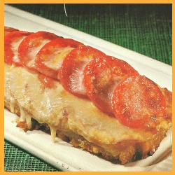 Überbackenes Schinkenbrot, Thunfischtoast, Schinkenspeck Brote