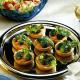 Tomaten-Broccoli-Törtchen, Backrezept