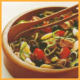 Thunfisch-Gemüsesalat  und pikanter Räucher Fischsalat
