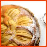 Apfelkuchen mit schnellen Rührteig und Schnelle Mandeltorte