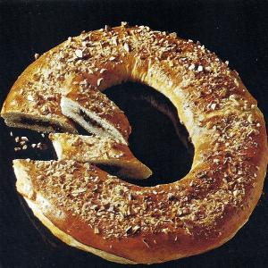 Preiselbeer- Pfefferkuchen und Zimtkranz