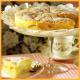 Apfelkuchen und Schnelle Mandeltorte