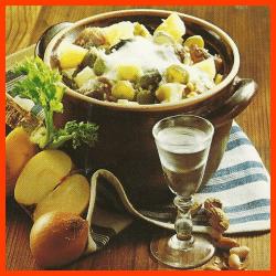 Club-Salat und festlicher Crabmeat Salatteller
