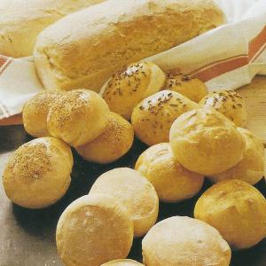 Brot das man einfach abbricht