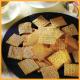Gewürzcracker und dünne Cracker