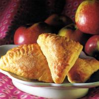 Franzbrötchen und Apfeltaschen