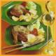 Gegrilltes Hähnchen mit Käse und Pfirsich-Hähnchen mit Mandeln