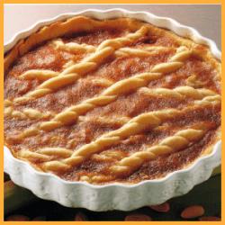 Rhabarber-Mandel-Pie und Rhabarber-Bananen-Pie