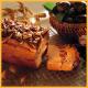 Vollkorn-Zwetschgenkuchen und Vollkorn-Birnentörtchen