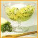 Weißkohlsalat mit Ananas und Reicher Kartoffelsalat