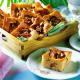 Zimt-Apfel-Kuchen und Versunkener Johannisbeerkuchen